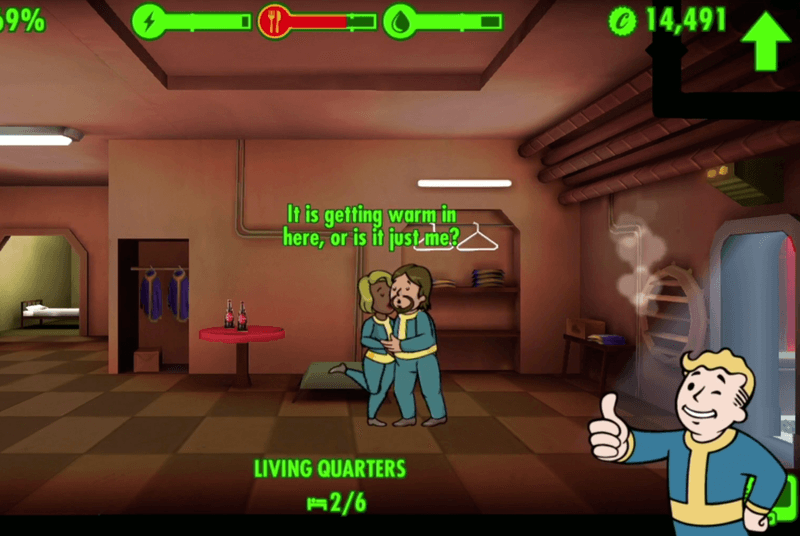 Fallout shelter play online - 390