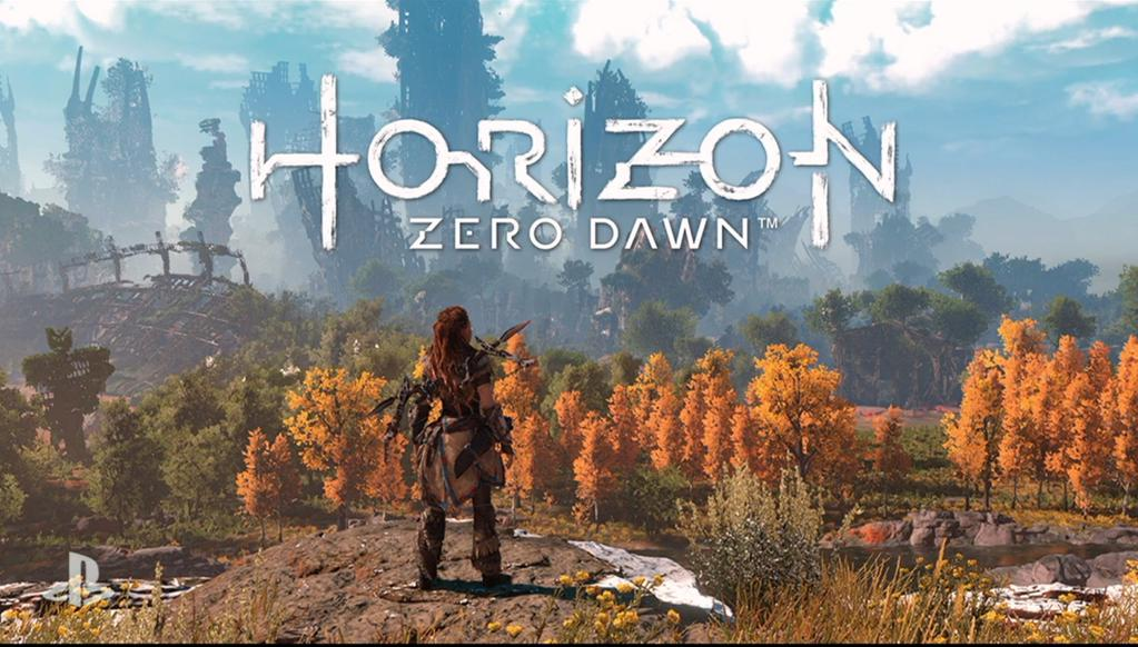New Horizon Zero Dawn Trailer Released – The Koalition
