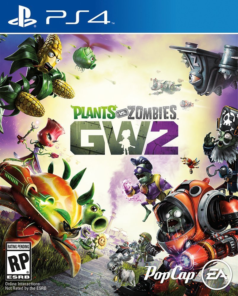 Plants Vs Zombies Garden Warfare 2 Ps4 Digital Mercadolide Null G7bsn Precio D Argentina