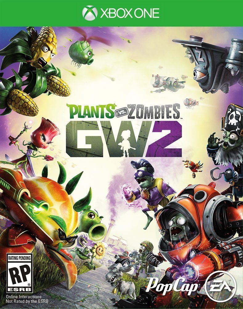 plants vs zombies garden warfare 2 xbox one the koalition