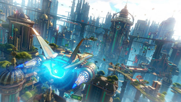 ratchet and clank ps4 image 2