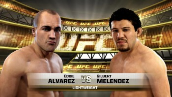 UFC 188: Alvarez vs. Melendez - Lightweight Match - CPU Prediction - The Koalition