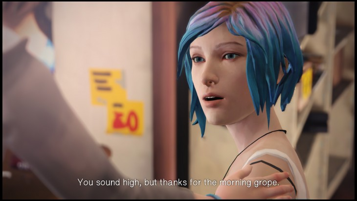 Life is Strange Chloe
