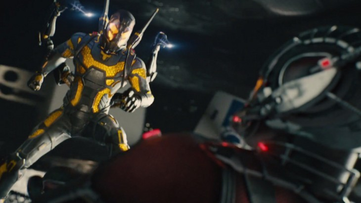 Ant-Man - YellowJacket vs Ant-Man