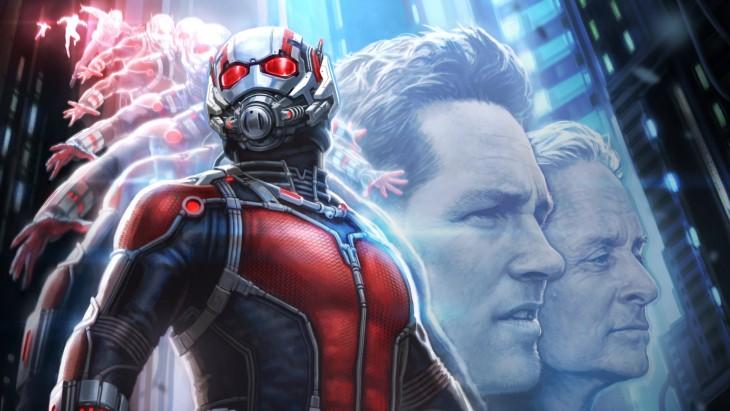 Ant-Man movie poster