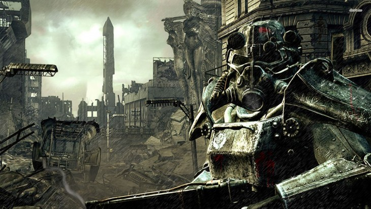 Games for Summer – Vault Crashing in Fallout 3