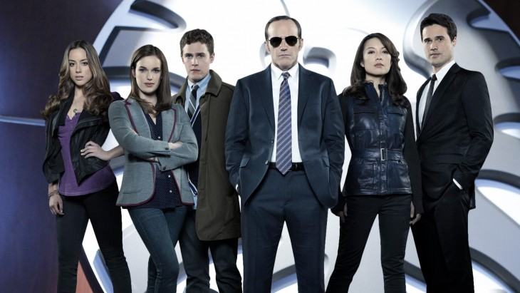 "MARVEL'S AGENTS OF S.H.I.E.L.D. - ""Pilot"" (Photo by Justin Lubin/ABC via Getty Images) COBIE SMULDERS"