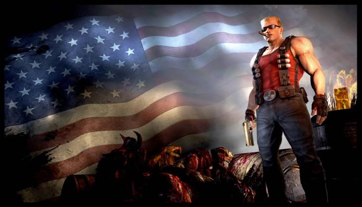 Duke Nukem Forever America