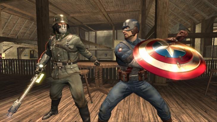 Captain America Game