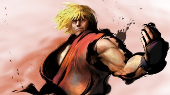 ken masters street fighter iv