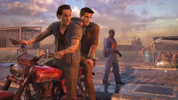 Uncharted 4 extended gameplay