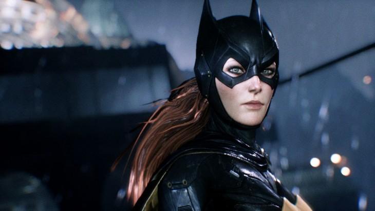 Batman: Arkham Knight - Batgirl DLC