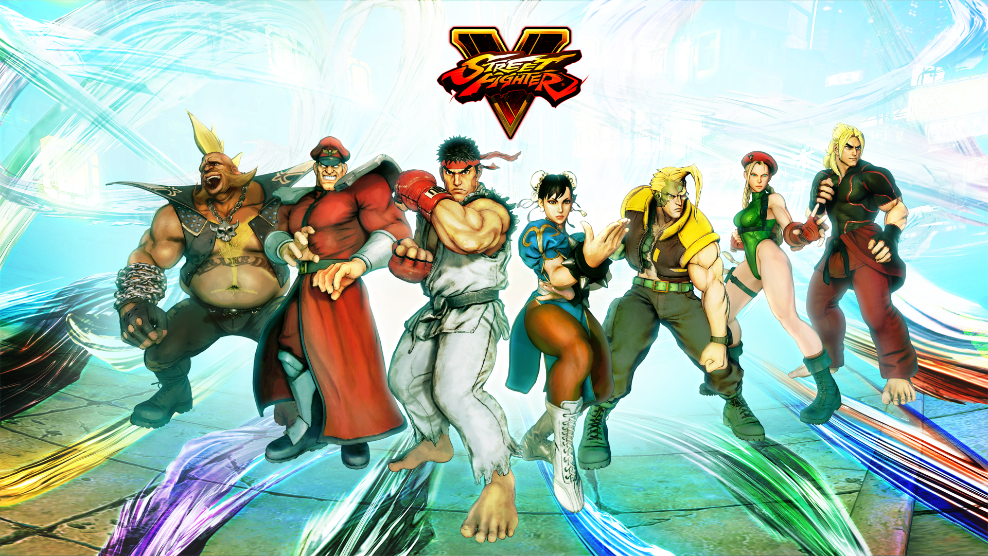 Street Fighter v Dlc Plans