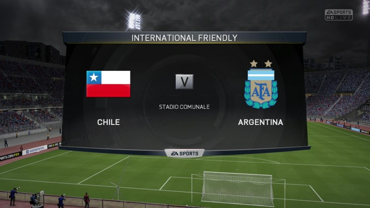 CPU Prediction – Chile vs. Argentina – Copa America Final 2015