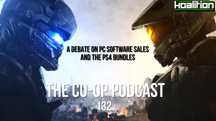 The Co-op Podcast #132: A Debate on PC Software Sales and Sony's Bundles