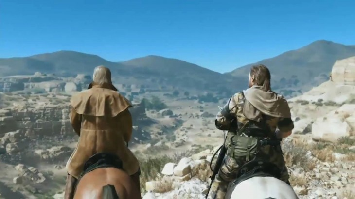 Metal Gear Solid V: The Phantom Pain First Impressions – V Has Come To