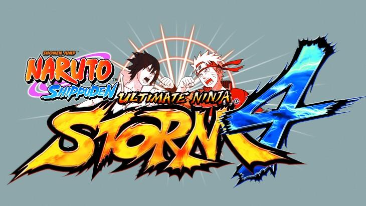 Naruto Ultimate Ninja Storm 4 Logo