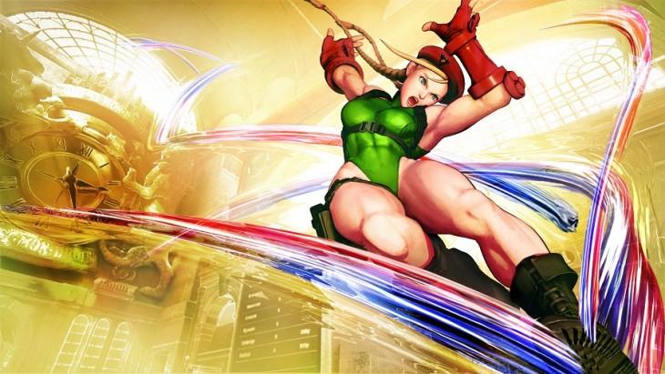 Street Fighter V - Cammy