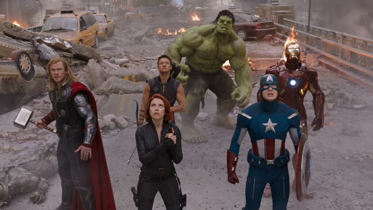Avengers Assemble is currently on Netflix in Belgium, France, Luxembourg and Switzerland
