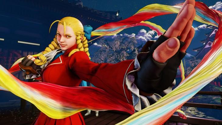 Street Fighter V - Karin 02_win_screen