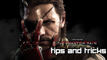 mgs-v tips and tricks