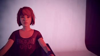 Life is Strange Max Dark Room