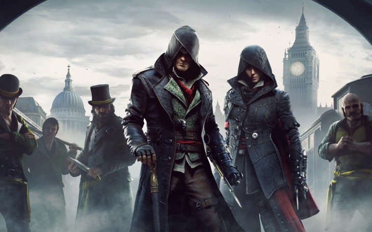 Assassin's Creed Syndicate twins