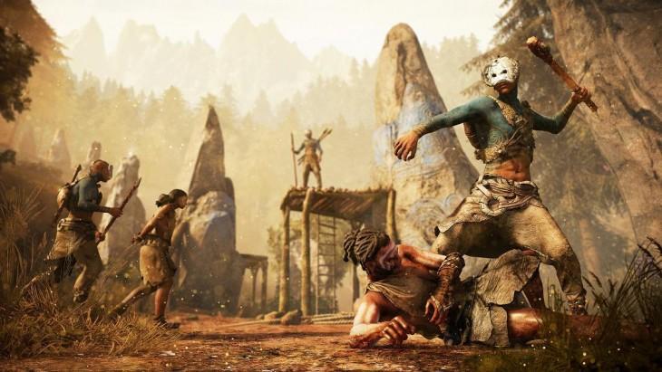 Far-Cry-Primal-Combat