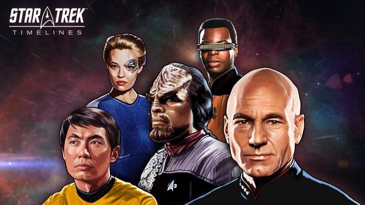 Star Trek Timelines Character Collage crop