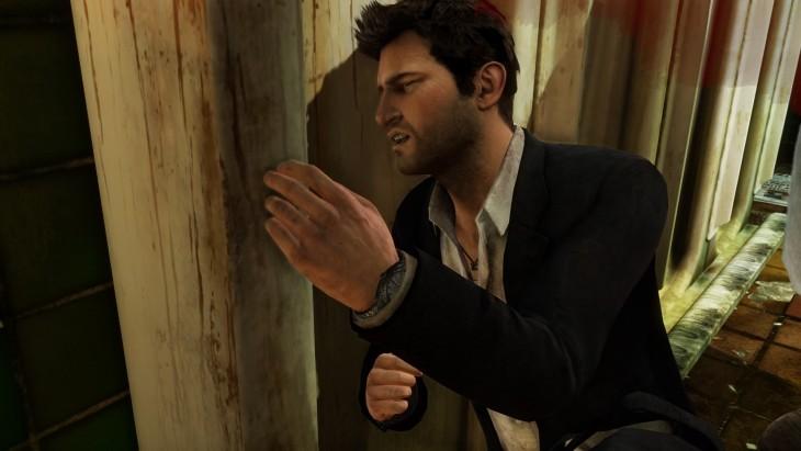Uncharted 3: Drake's Deception remastered screenshot