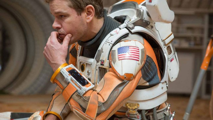 "The Martian Review – It's Time to ""Science the Shit"" out of Survival"