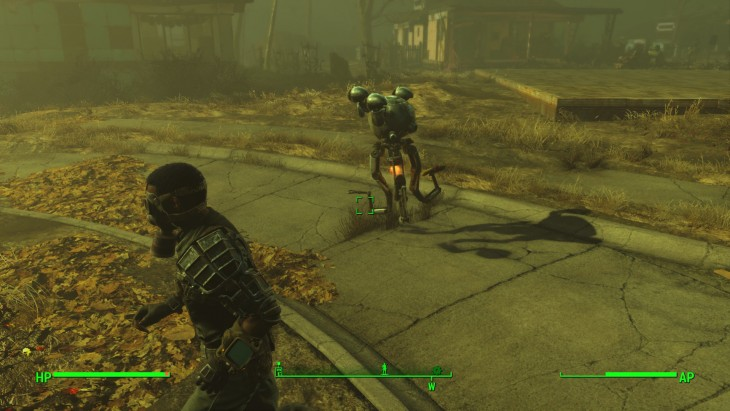 Fallout 4 review with Codsworth