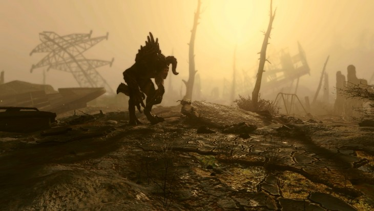 Threats come in all shapes and sizes in Fallout 4