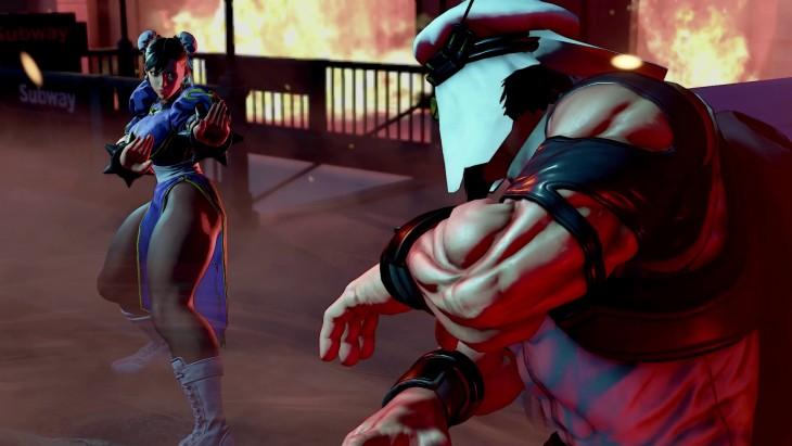 Chun Li vs Rashid