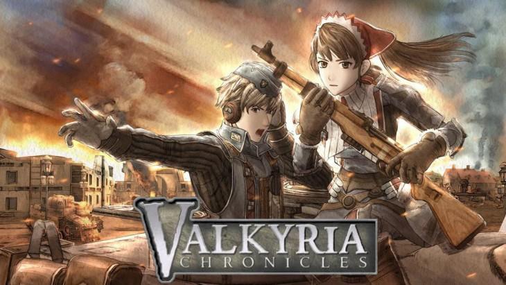 Valkyria Chronicles HD