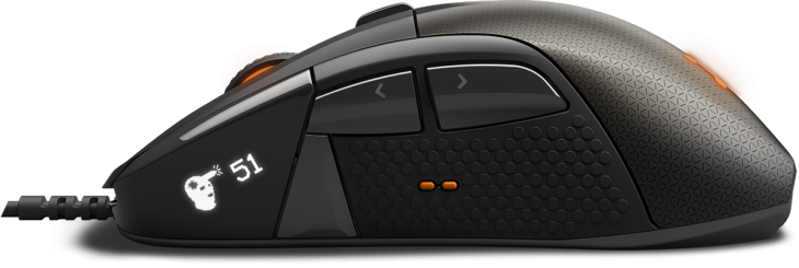 SteelSeries Rival 700 OLED Display
