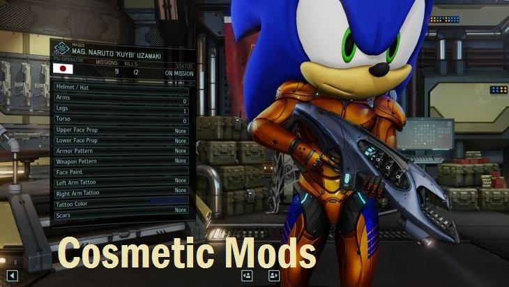 Xcom 2 Mods