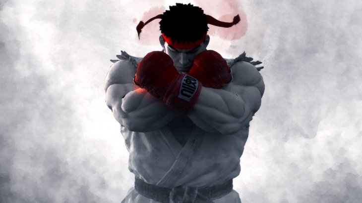 Street Fighter V CG trailer