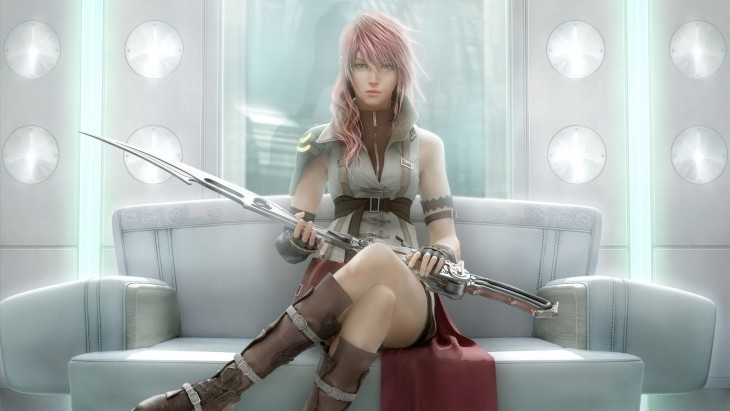 Lightning not sexualized