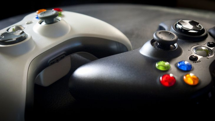 Xbox360-controllers