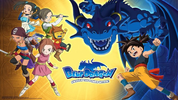 Blue Dragon for Xbox 360
