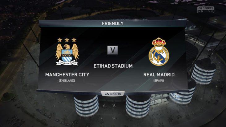 man city vs real madrid