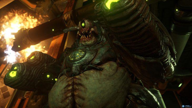 DOOM - Boss Demon