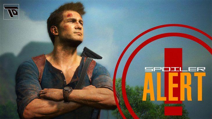 Spoiler Alert - Uncharted 4