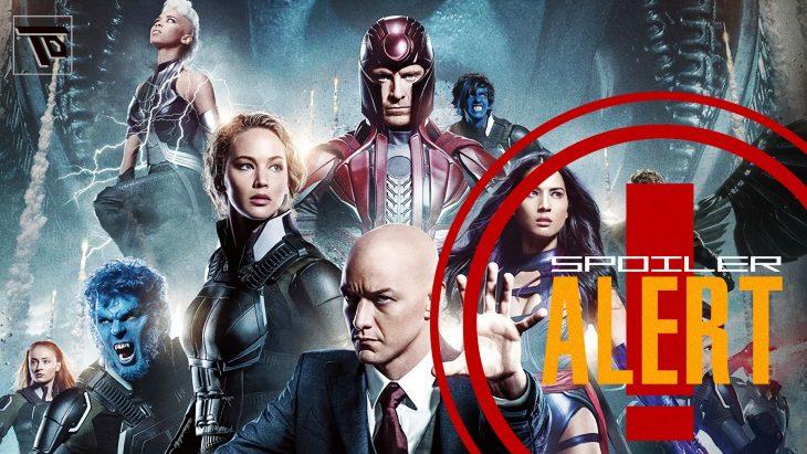 X-Men - Apocalypse Spoiler Alert