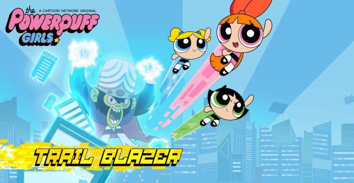 Powerpuff Girls: Trail Blazers is a really fun game