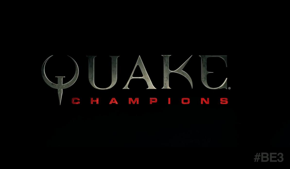 Quake Champions Revealed – The Koalition