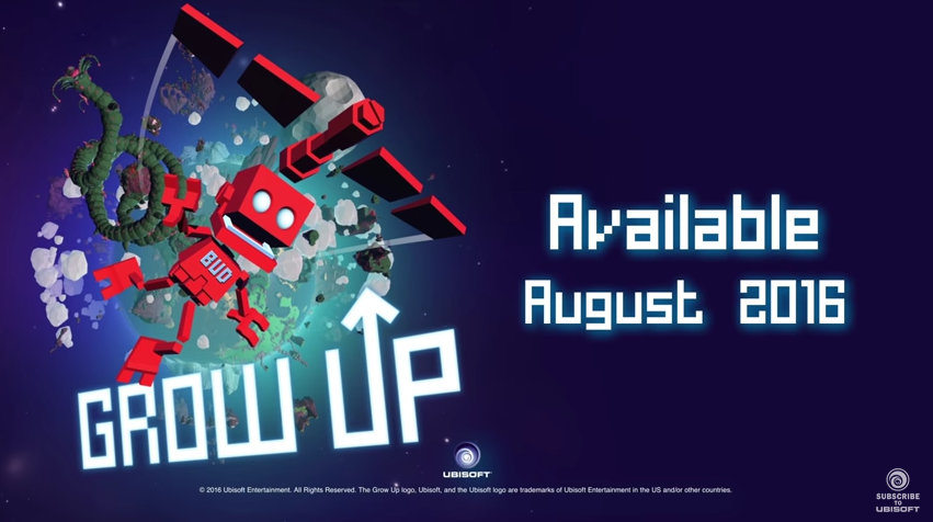 Grow Up Coming August 2016 – The Koalition