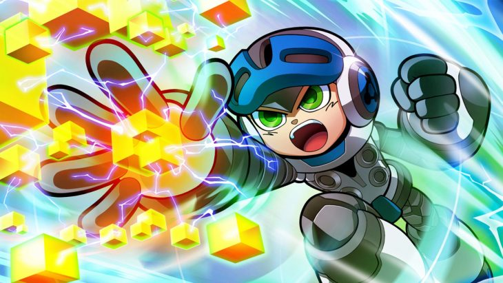 Mighty No. 9 leap