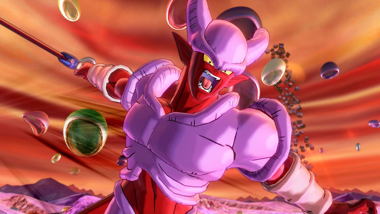 Janemba in Dragon Ball Xenoverse 2